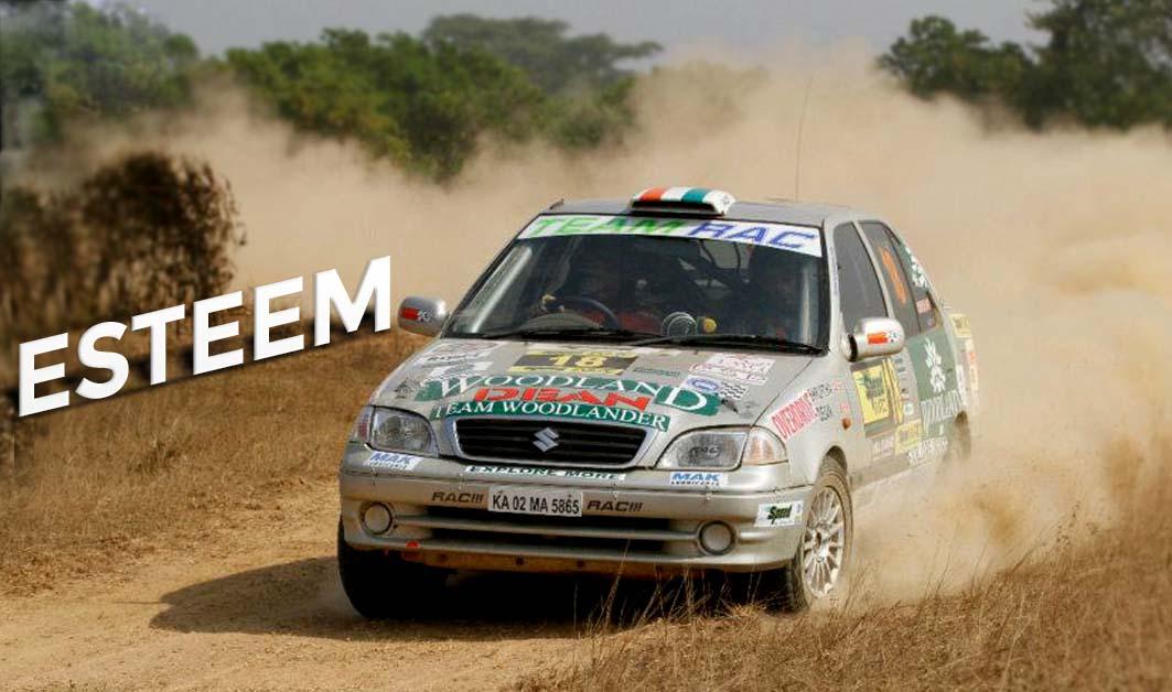 Esteem Rally Spinny