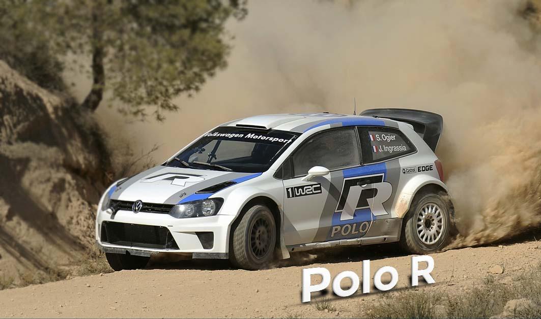 Polo Rally Spinny