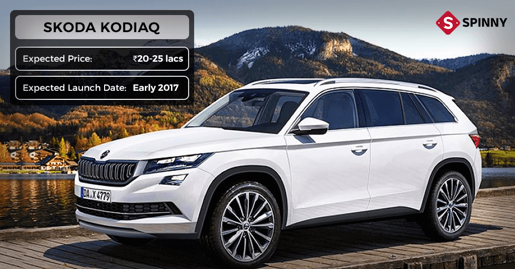 Skoda Kodiac Best Upcoming 7 Seater Suvs In India