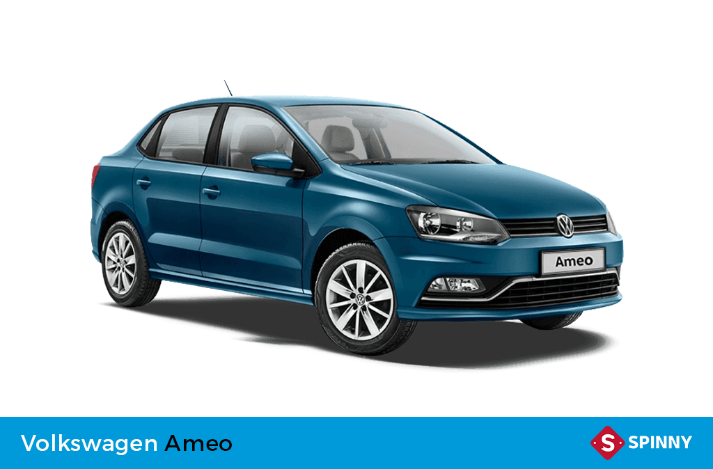 Volkswagen Ameo : Indian Compact Sedan