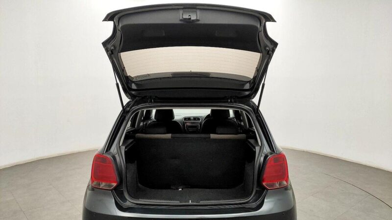 Spinny Assured VW Polo boot